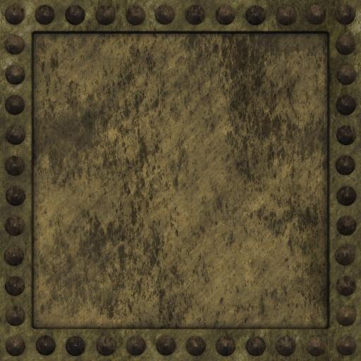 Steampunk Panel Texture