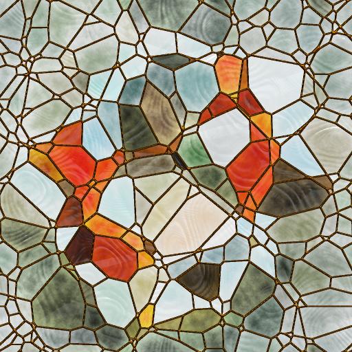 Broken Glass Effect