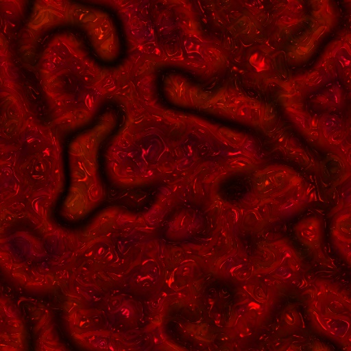 Coagulated Blood Bath Texture