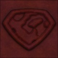 Kryptonian Crest - Leather