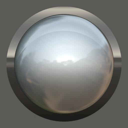 Glossy Texture Photoshop Glossy Orb Texture