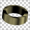 GF 3d Metallic Ring and other Forms