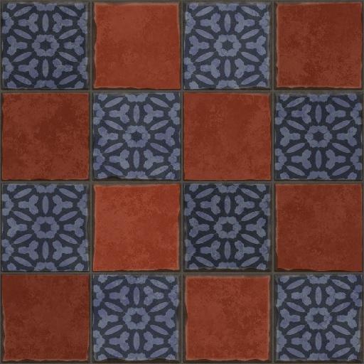 Medieval Floor Tiles (Texture)