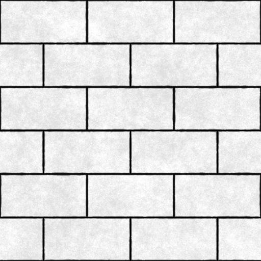 concrete blocks bump map. Black Bedroom Furniture Sets. Home Design Ideas
