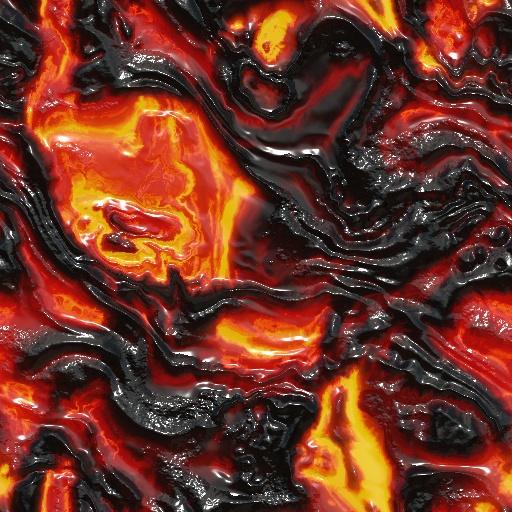 Molten Lava (Texture