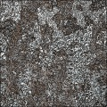 large heavily grunged abstrct metal plated tiles