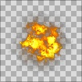 Coy's Edit - Fire and Smoke Particles