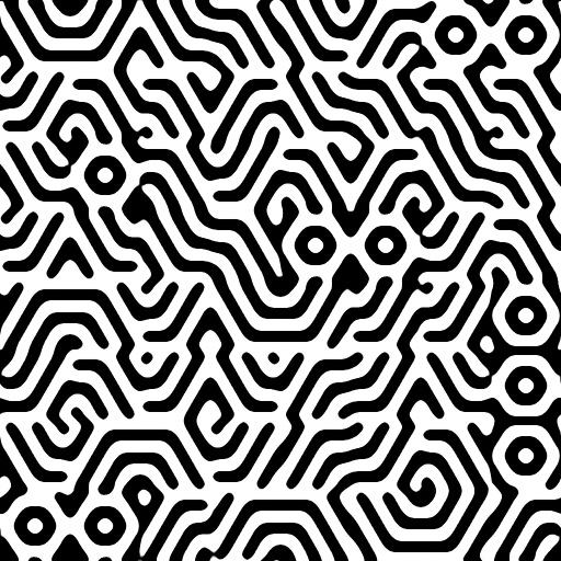The Nana Labyrinth Texture Cool Labyrinth Pattern