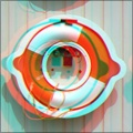 Depth of Anaglyph
