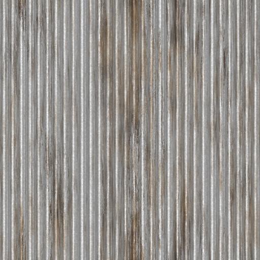 Corrugated Steel (Texture)  Corrugated Stee...