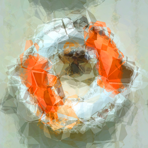 Polygon Painting (Effect)