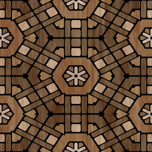 Fancy Wood Inlay (Texture)