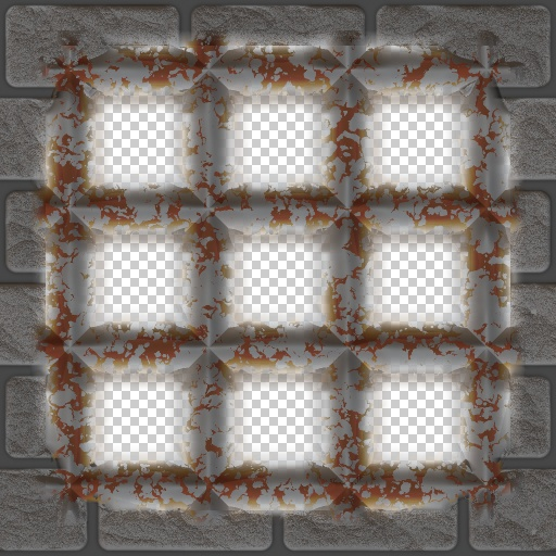 Jail Window (Texture)