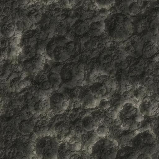 Asteroid - Variation 8