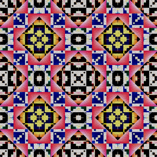 Native American Fabric (Texture)