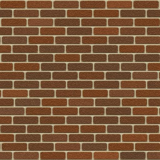 Typical House Bricks Texture
