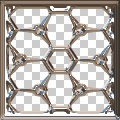 Gothic grating