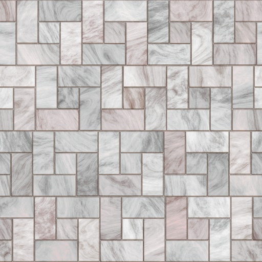 Stone Flooring Bump Map