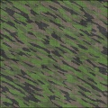 Military's camouflage fabric