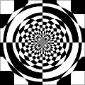 Optical Checkerboard