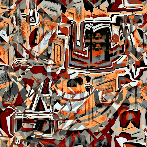 Synthetic Cubism (Effect)