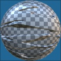 Displacement Map Sphere