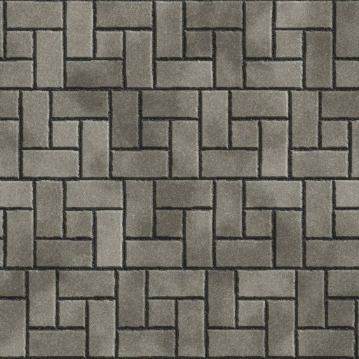 Street Pavers Variation 5