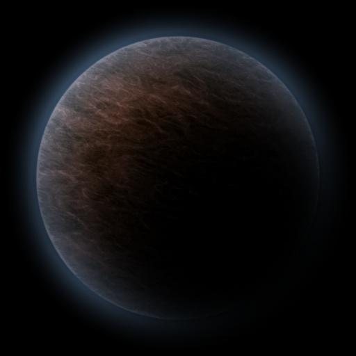Barren Planet Texture