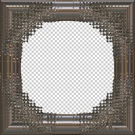 Fantasy Metal Frames (Texture)