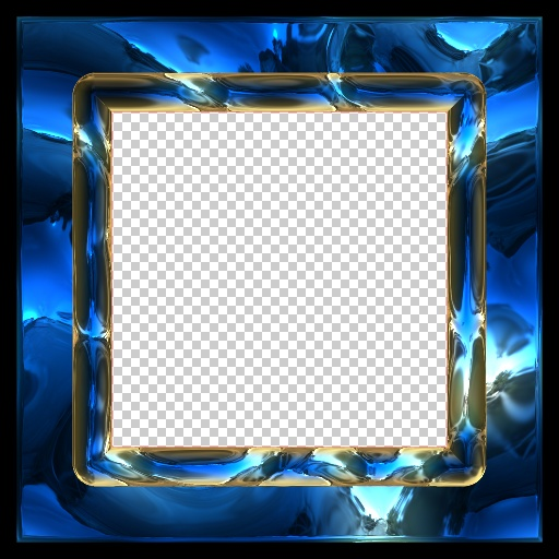 Ronjonie Cool Frame 1 (Texture)