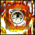 Ronjonie Fire & Glass Frame 1
