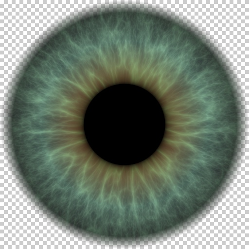 Iris of the Eye (Texture)