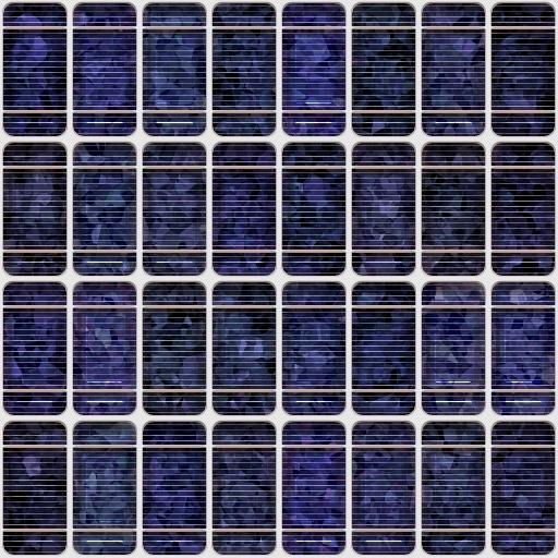 Solar Panels Texture