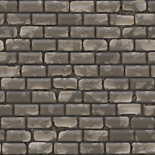 View Seamless Tiling. Old Cobblestone   Variation 6