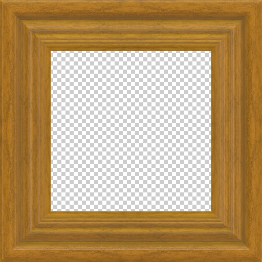 Old Wood Frames (Texture)