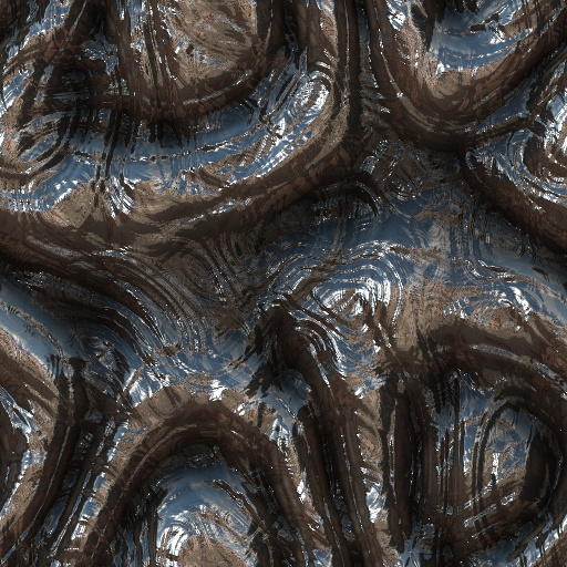 Hand Painted Scifi Textures