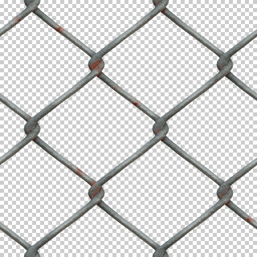Rusty Chainlink (Texture)
