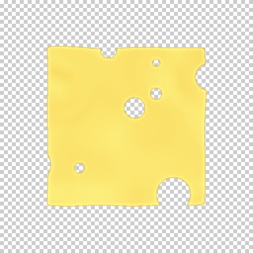 Cheese slice (Texture)
