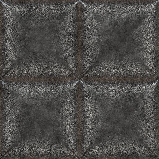Metal Tiles Texture
