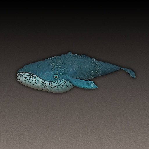 I Dreamt Of Whales (Texture)