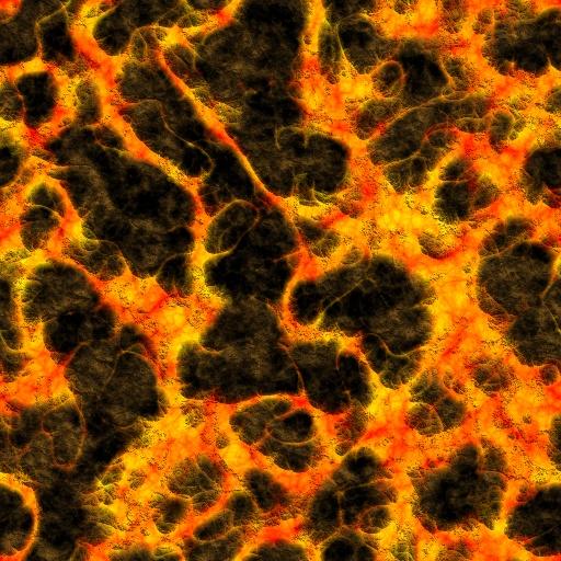 Lava Texture