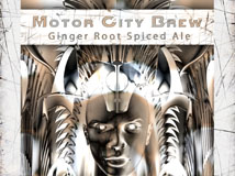 Motor City Brew Label by CFandM