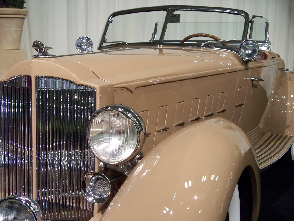 1934 Packard by Ron4885