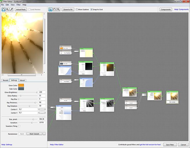 Filter Forge 4 – Photoshop 滤镜创建插件[Windows][$79→0]丨反斗限免