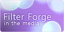 Filter Forge in the media