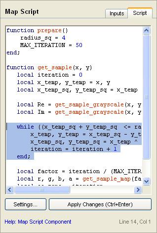 Filter Forge 2 0 Beta - Lua Scripting