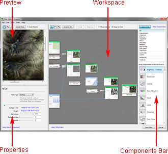 Full Filter Forge screenshot