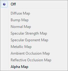 Filter Forge Help - Render Maps Menu