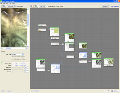 Click to view Filter Forge Professional screenshots
