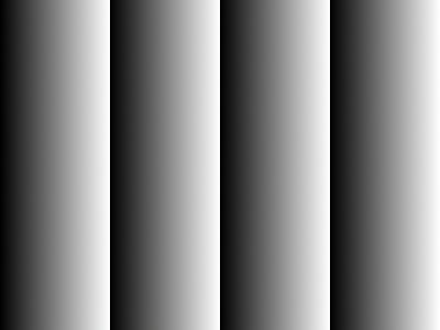 A vertically seamless linear gradient.
